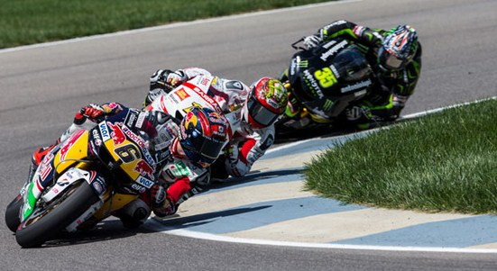 Contoh olahraga balap motor
