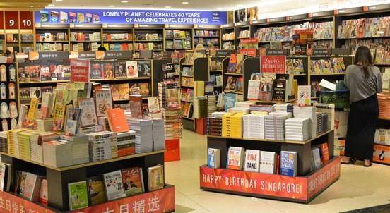 Contoh toko buku