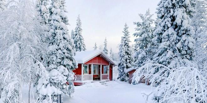 Ilustrasi winter