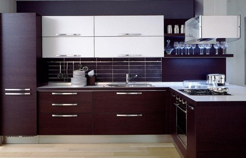 Contoh lemari dapur