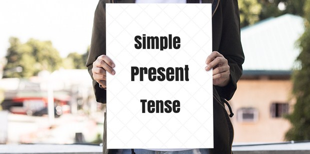 Ilustrasi contoh simple present tense